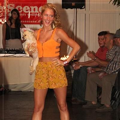 Summer Kick-Off Fashion show