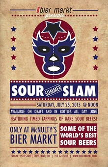 Summer Sour Slam