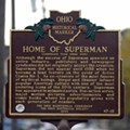 Superman Plaque Stolen (Updated)