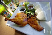 Sweet and savory Peking duck complements Wild Ginger's artful Asian vibe. - WALTER NOVAK