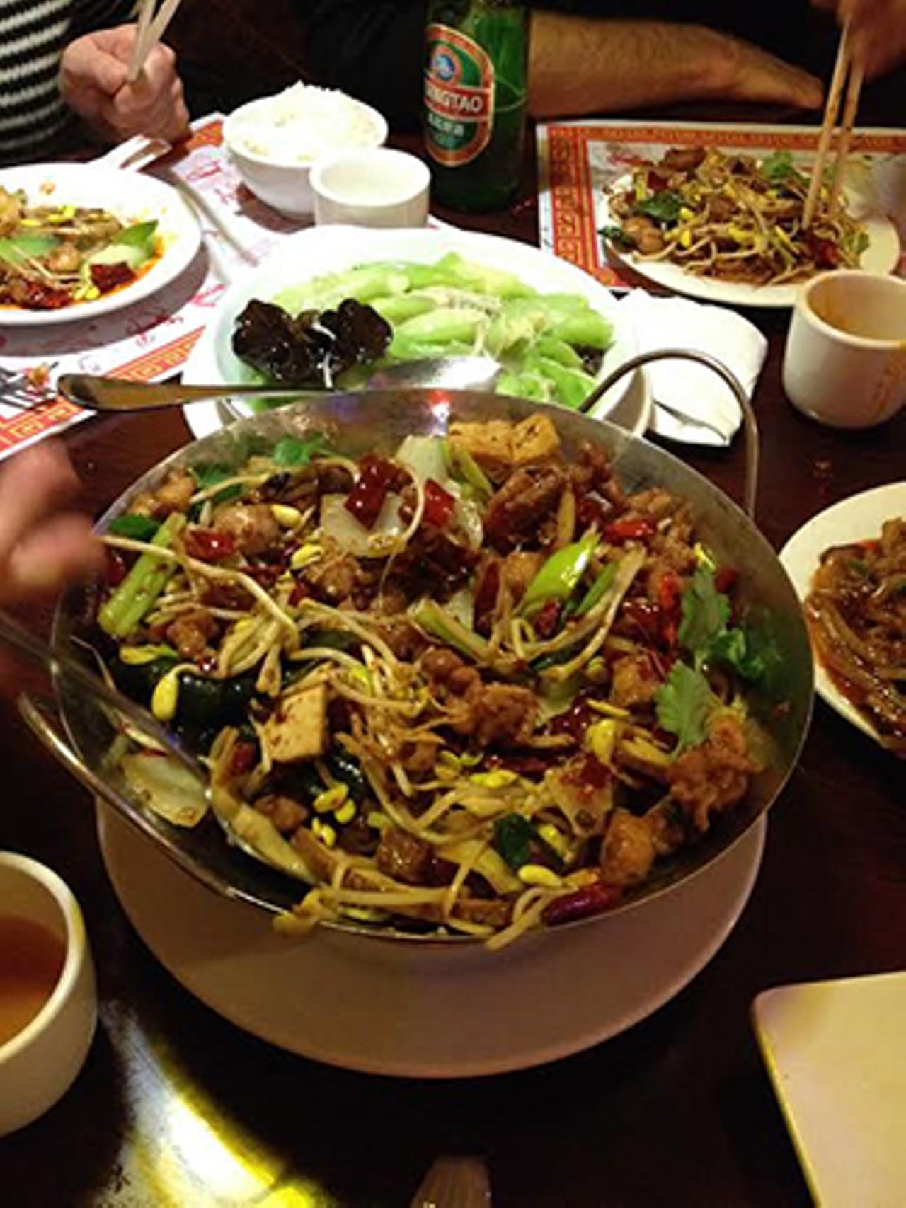 szechuan heaven szechuan gourmet is one of cleveland's