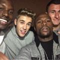 T-Minus 25 Days 'til Training Camp: Johnny Manziel Parties with Justin Bieber
