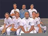 Take Me Out, produced by Dobama Theatre, goes  to bat for gay athletes. Through September 9 at CSUs  Factory Theatre.