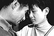 Tang Yun (right) makes a moving acting debut in this - beautiful film from director Chen Kaige.