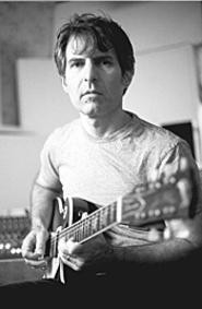 Temperature rising: Chris Stamey plugs in and - kicks out the protest-era jams.