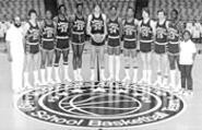 The 1981 All American High School Team featured - Michael Jordan (23) and Patrick Ewing (33). This - year's squad features Akron youngster LeBron James, - a noted collector of vintage sportswear (see - Wednesday).