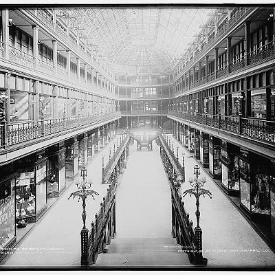 15 Photos of Iconic Cleveland Landmarks in the Early 1900s