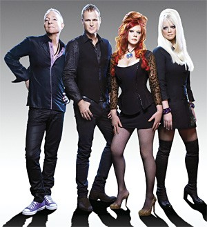 The B-52's: Fans of automobiles the size of huge, ocean-dwelling mammals.