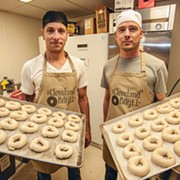 The Bagel Guys: Dan Herbst and Geoff Hardman