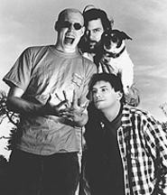 The Butthole Surfers: Too crazy for Capitol.