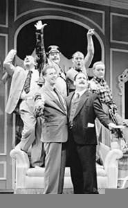 The cast of The Producers, keeping it gay.