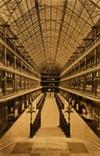 The Cleveland Arcade, circa 1900