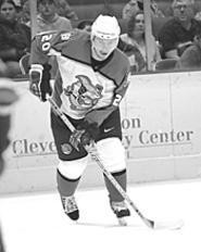 The Cleveland Barons lace up for another season.