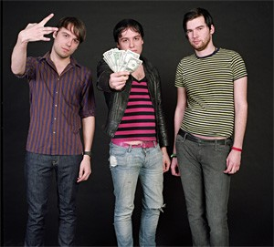 The Cribs plan to purchase three — count 'em, three! — PBRs at the Grog Shop this week.