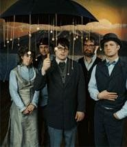 The Decemberists bring the weather with them.