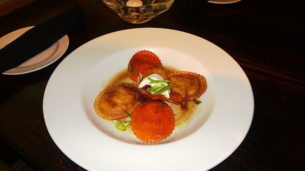 Lobster Peirogi- Burntwood Tavern
