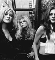 The Dixie Chicks: Larger than life.