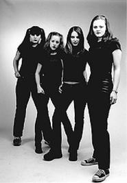 The Donnas wanna be your Joey Ramone.