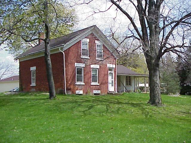 The Duncan McFarland Homestead - VILLAGE OF BENTLEYVILLE