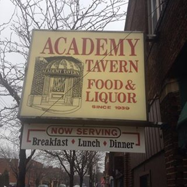 The Academy Tavern - Larchmere