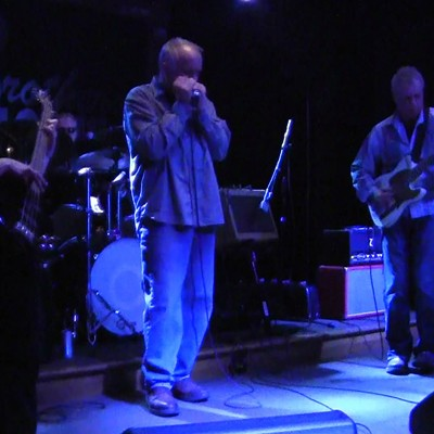 Bad Boys of Blues Jam Night