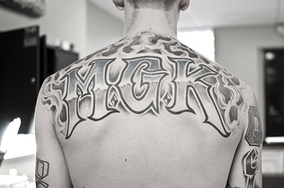 The Fall And Rise Of Machine Gun Kelly News Features Cleveland