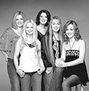 The fiery lasses of Celtic Woman are coming to town - to make some music on Wednesday.