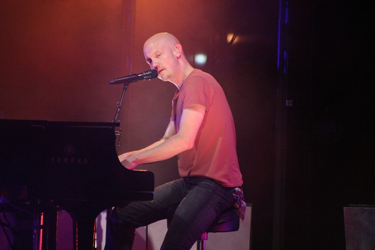 The Fray Performing at Jacobs Pavilion at Nautica