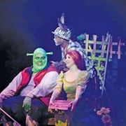 The Freaks Are Out in Force in Shrek, the Musical at Gordon Square's Brand New Near West Theatre
