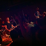 The Lawrence Arms Stoke Grog Shop with High Energy Show