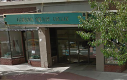 The LGBT Community Center is currently located in Gordon Square. - GOOGLE
