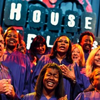 10 Things Going on in Cleveland this Weekend (October 11-13) The monthly Gospel Brunch has been a spiritual Sunday staple for years at the House of Blues, but it recently added a new choreographer. Created by famed gospel singer Kirk Franklin, the reinvigorated show is better than ever. Starting at 11 a.m., the all-you-can-eat musical extravaganza features Southern classics like chicken jambalaya, biscuits and gravy, and chicken and waffles. Tickets range from $18 to $38. (Beudert) Photo Courtesy of Todd V. Wolfson for the Kevin Welch Website