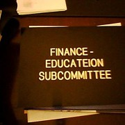 "The New Senate Education Subcommittee Can't Spell ""Education"""