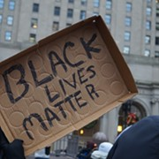 Neither Cops Nor Protesters Had Any Idea Where Tuesday's Tamir Rice Protest Would Lead