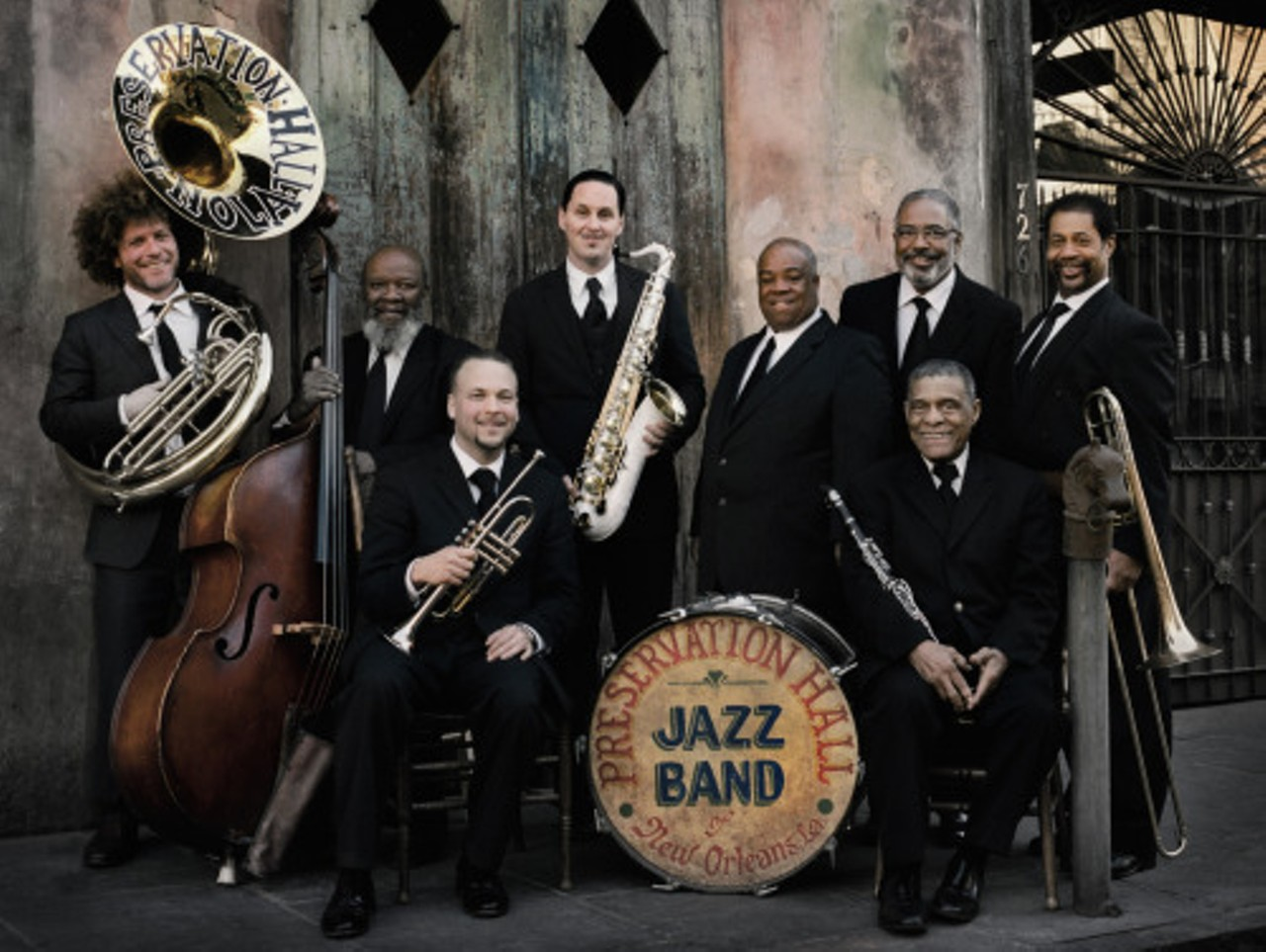The Preservation Hall Jazz Band And Allen Toussaint Team