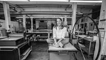 The Printer: Liz Maugans