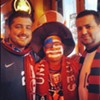 """The Pub in Beachwood is hosting a colorful affair: the World's Finest Football Party. From June 12 to July 14, you can partake in the fun by watching the World Cup, filling out your """"score card"""" by buying food and drink, and winning prizes. Get in the spirit of the Cup at 26300 Cedar Rd."""