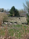 The remains of Thunder Alley Speedway