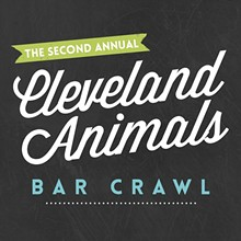 The Second Annual Cleveland Animals Bar Crawl