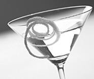 The star of Budapest Blonde's Martini Madness, - happening on Wednesday.