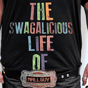 The Swagalicious Life of Mall Guy: Behind the LED Belt and Colorful Shirts of One of Cleveland's Most Visible Characters