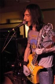 The Sword's JD Cronise, at the Beachland March 6. - WALTER  NOVAK