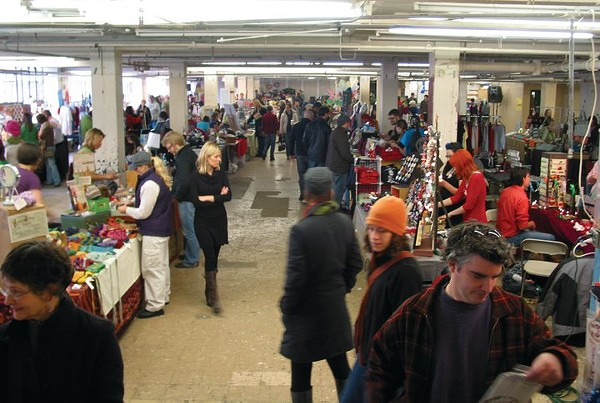 Saturday, December 14: Knock Out Your Holiday Shopping at Cleveland Bazaar