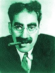 The tragic clown: Several new books about Groucho Marx tell a familiar story about the man and his cigar