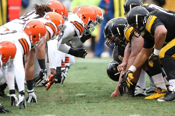 browns vs steelers