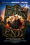 The World's End, the story of five guys who go on a pub crawl from hell, unites the comedic duo Nick Frost and Simon Pegg (along with writer/director Edgar Wright) for the final installment of their Three Flavours Cornetto Trilogy. Pegg plays Gary, a Goth rocker who doesn't want to grow up and still wears his old Sisters of Mercy T-shirt in homage to his high school days. Trouble is, his pals have all matured and they reluctantly let him lead them on a quest to complete a pub crawl they once started but never finished. The sci-fi element is rather preposterous but the banter between Frost and Pegg is so sharp it redeems the film despite its flawed concept. (Jeff Niesel)