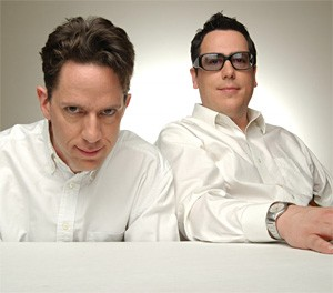 They Might Be Giants. Then again, they might just be nerdy guys who make funny music.
