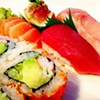 This classic Japanese sushi house focuses on  quality and tradition. We suggest the Spider Roll: soft shell crab tempura, cucumber, avocado, fish roe, and eel sauce.