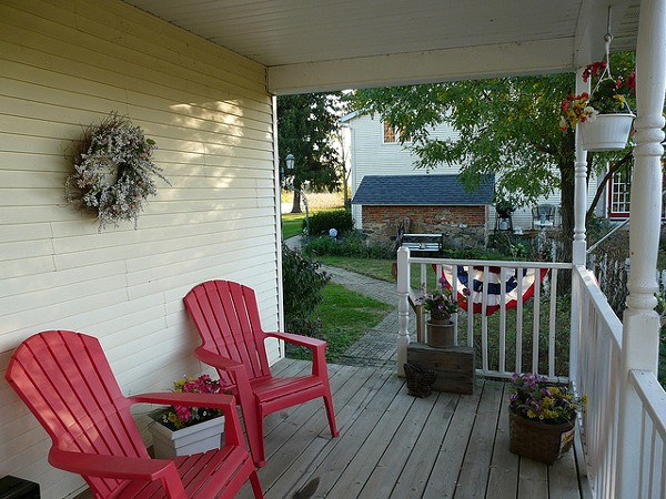 Front Porch Concert Series — Fridays July 11 to Sept. 5