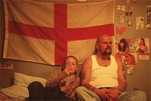 """This Is England's young protagonist and the """"13-year-old girl"""" he met on MySpace."""
